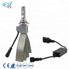 High quality T10 car led headlights <strong>H10</strong> hb3 9006 8000LM <strong>50W</strong> 3000K 6500K 8000K XHP50 led bulbs with canbus car light