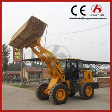 Wheel Loader supplier China multifunctional container top loader