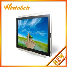 22 inch wide multi touch screen LCD monitor HDM I/DVI/VGA input