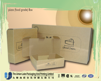 New promotion wedding cake box design for fast food packaging