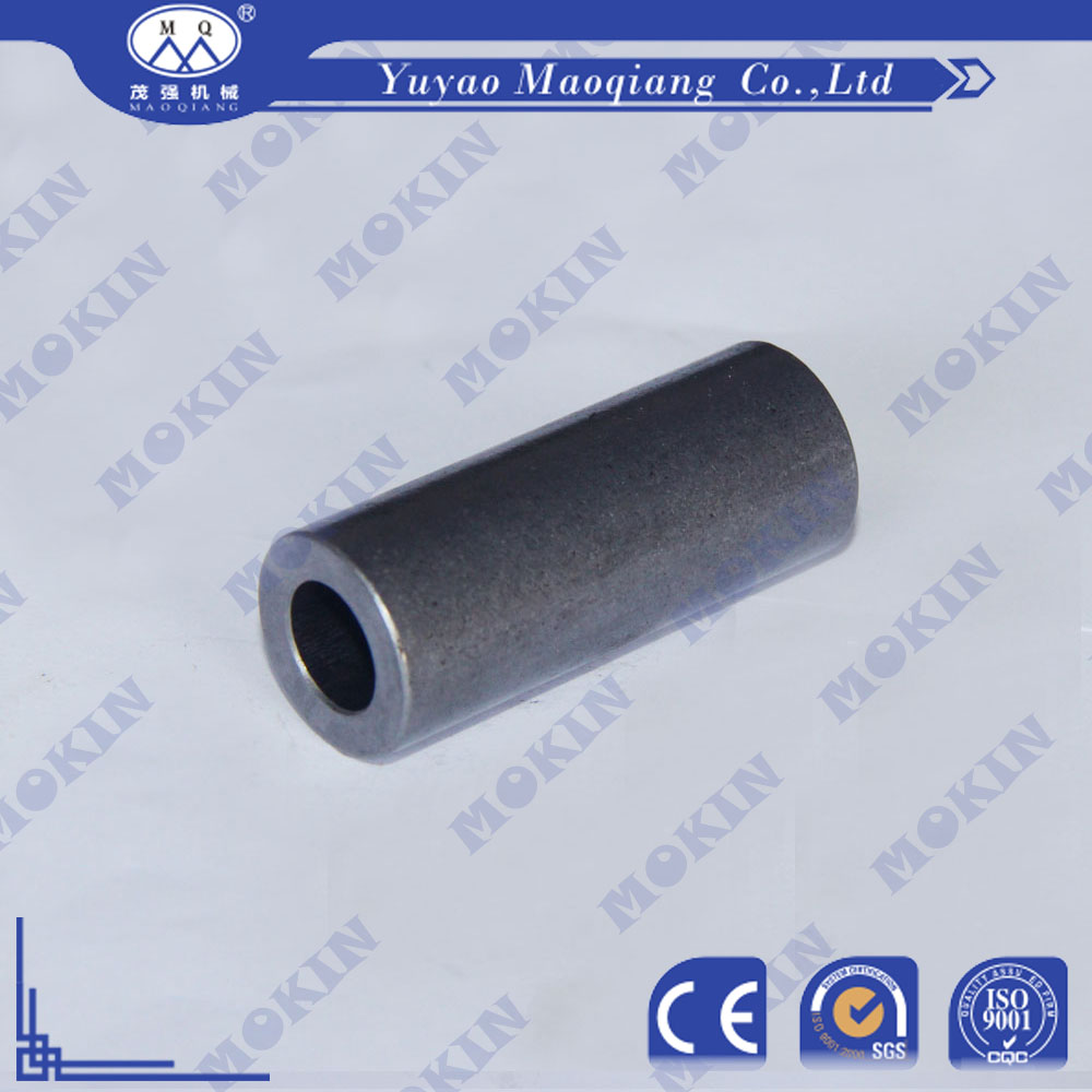 Hot forging custom stainless steel metal threaded sleeve