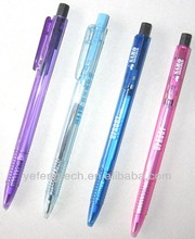 very cheap promotional ball pen / colorful click plastic ball pen / promotional cheap mini plastic ball pen