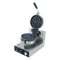 Commercial Equipment 1-Plate Rotary Electric Waffle Baker UWBX-1