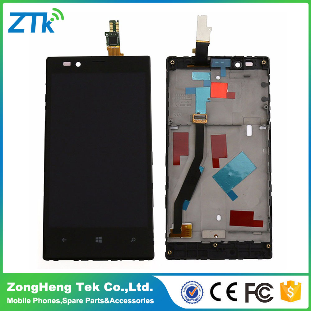 Competitive price AAA+ lcd touch screen for Nokia Lumia 720 tested one by one before shipping
