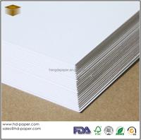 Natural White Blotter Paper