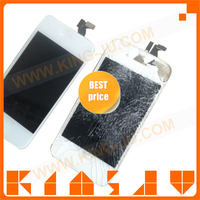 Alibaba China display for iphone 5 mobile phone prices in dubai,Recycle broken lcd for apple 5 in original