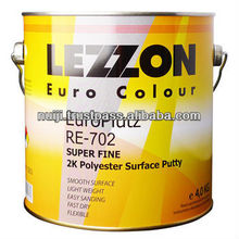 LEZZON Automobile Polyester Putty for Surface Filling RE702