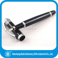 High quality promotional metal fountain pens moq 500