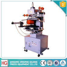 HaiGang Rolling heat transfer machine / hot stamping for the bottle cap transfer