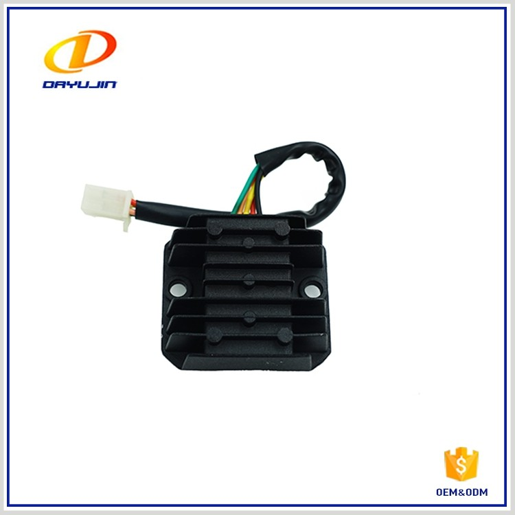 Factory Sales Directly FXD 125CC 12v Motorcycle Voltage Regulator Rectifier General Used