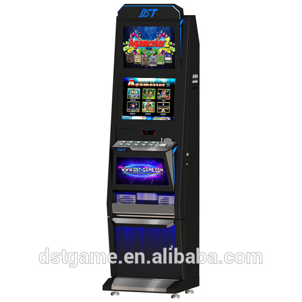 "19"" & 21.5"" Dual Monitor Casino Electronic Game Machine"
