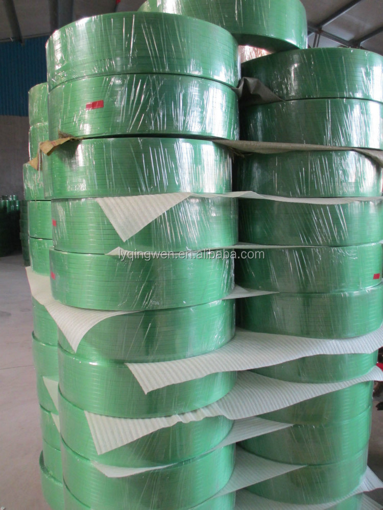 plastic strapping for band packing for pallet high-tensile strength