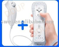 for WII white Remote and Nunchuck