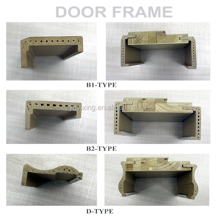 China wholesale factory good quality and cheap interior for Cheap front door and frame