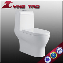 modern environment protection ceramic model one piece crackle glaze toilet sitting pan water closet
