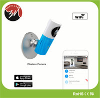 Night Vision P2P Smart Home IP Camera Wifi 720P with Apps Support IOS Android System Micro Wifi Camera