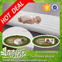 perfect sleep rubberized coir baby cot with mattress