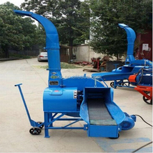 High quality best factory price farm use manganese steel straw cutting machine hay / grass/ reed cutter machine