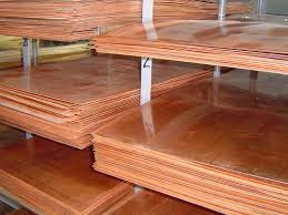 perforated copper sheet/copper roof sheet/copper coated steel sheet