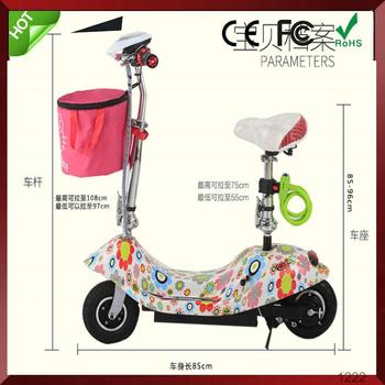 easy rider electric scooter personal transportation