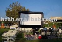 Cheap Party Inflatable Movie Screen