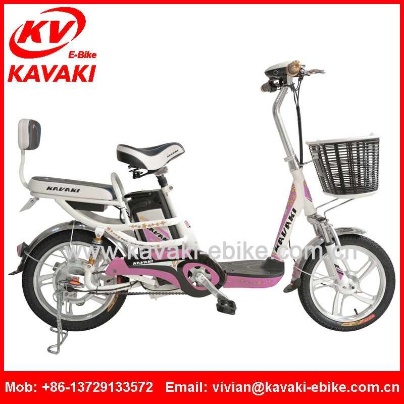 250w 32km/h high speed beach cruiser three wheel electric bike sport tyre electric pocket bicycle