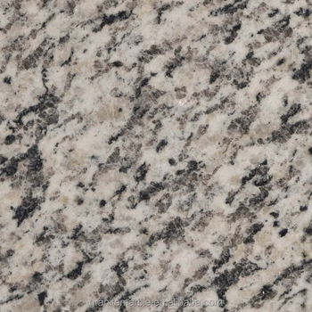 China tiger skin white granite for granite table and vanity top with low price