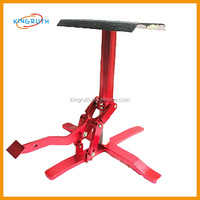 Cheap high quality gold lift for dirt bike red motorcycle stand