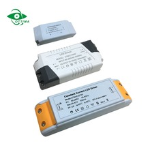 Plastic case 900mA Ip20 constant current led driver for led down light