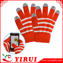shenzhen high quality woman mobile smartphone gloves