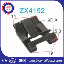 Manufacture car vent clips air freshener/car floor mat clips/car seat belt clips for wholesale