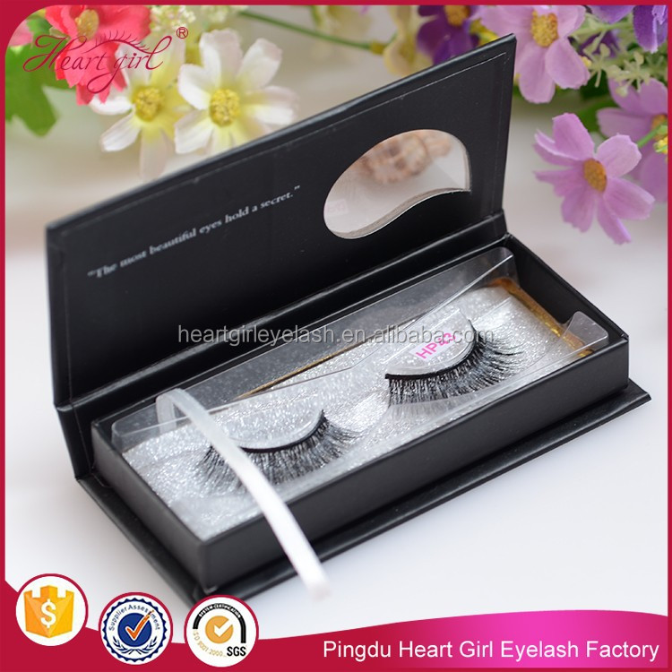 wholesale high quality private label 100% real 3d mink lashes