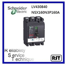 Compact NSX160N LV430840 3P160A Merlin Gerin Schneider MCCB Molded Case Circuit Breaker