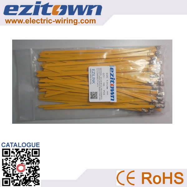 China's factory direct sale rubber cable tie