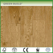 End Grain Naturally Aged Hand-scraped Oak Engineered Wood Flooring