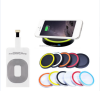 Hot Selling Mini Wireless Charger for Iphone and android, Universal Qi Wireless Charging Pad for samsung galaxy s2