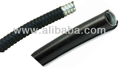 Flexible metal cable conduits, Flexible metal cable pipes