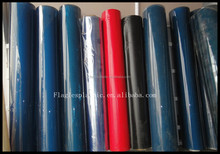 Factory supply good quality PVC transparent film, can see clearly
