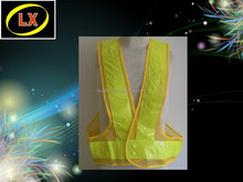 Custom Hi Vis Motorcycle Reflective Safety Vest