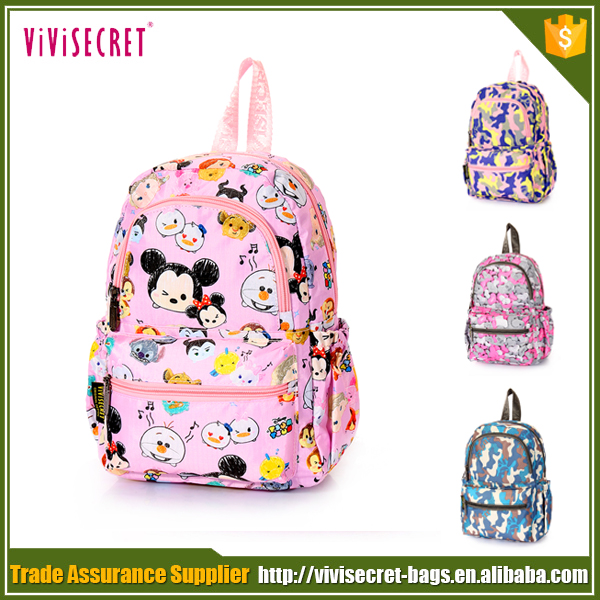 New Arrival Small Cute Backpack Kids Multipurpose trendy kids school bag for nursery school in stock
