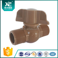 GMC factory Male And Male Thread Ball Valve