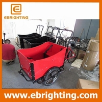 Brand new 200cc 3 wheel cargo trike for sale with low price
