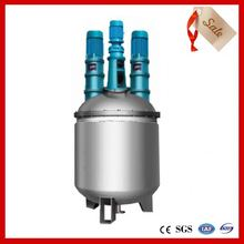 80L Glass Reactor Auto