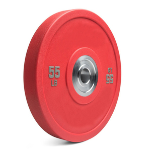 Custom Good price good quality bumper weight plate