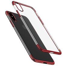 2018 Hot Selling Mobile Phone Cover For iPhone X , Chrome TPU Case For iPhone X Case