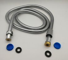 Stainless Steel Shower Hose 1.5m High PressurePull-in-out Stainless Steel