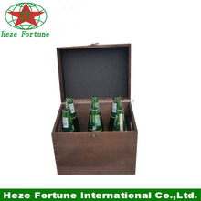 Antique old color wooden wine boxes for sale
