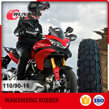 High Quality China Tyre For Motorcycle Manufacturer 110/90-16