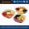 Different style low price plastic fruit tray for shipping
