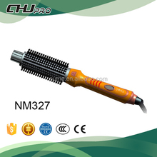 electric hair straightening brush roller